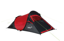 Gelert Quickpitch Compact 2 mars red/charcoal